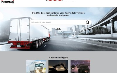 Lube 360 Product Selector